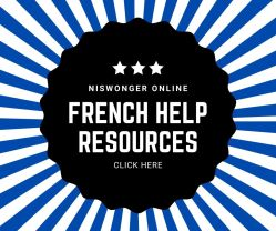 French Help Resources Click Here