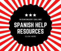 Spanish Help Resources Click Here